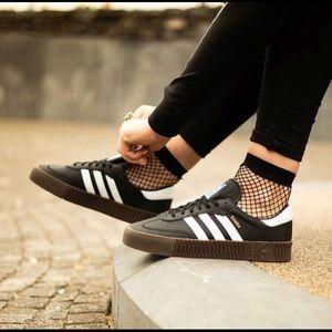 Adidas Originals Womens Sambarose Samba size 8.5